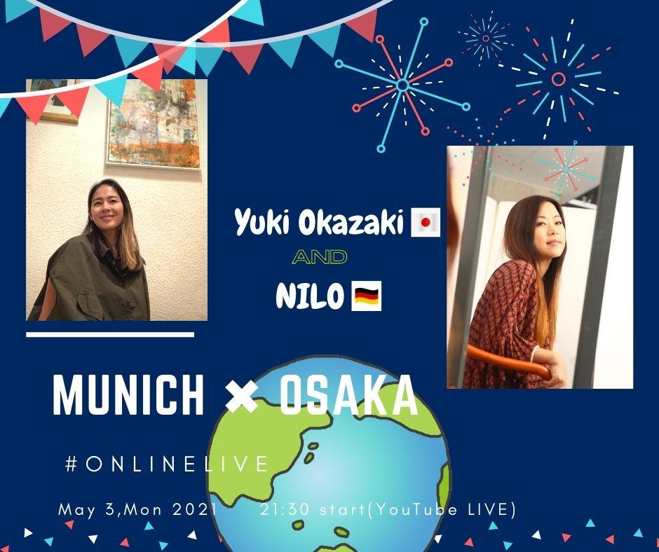 オンラインコラボライブ with Yuki Okazaki